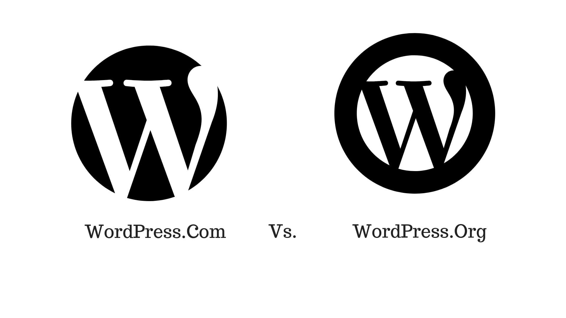 free or self-hosted blogging platform