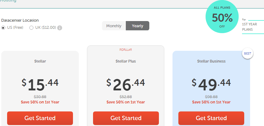 best cheap web hosting plans Namecheap