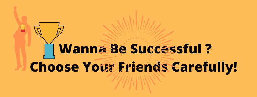 Wanna be successful?