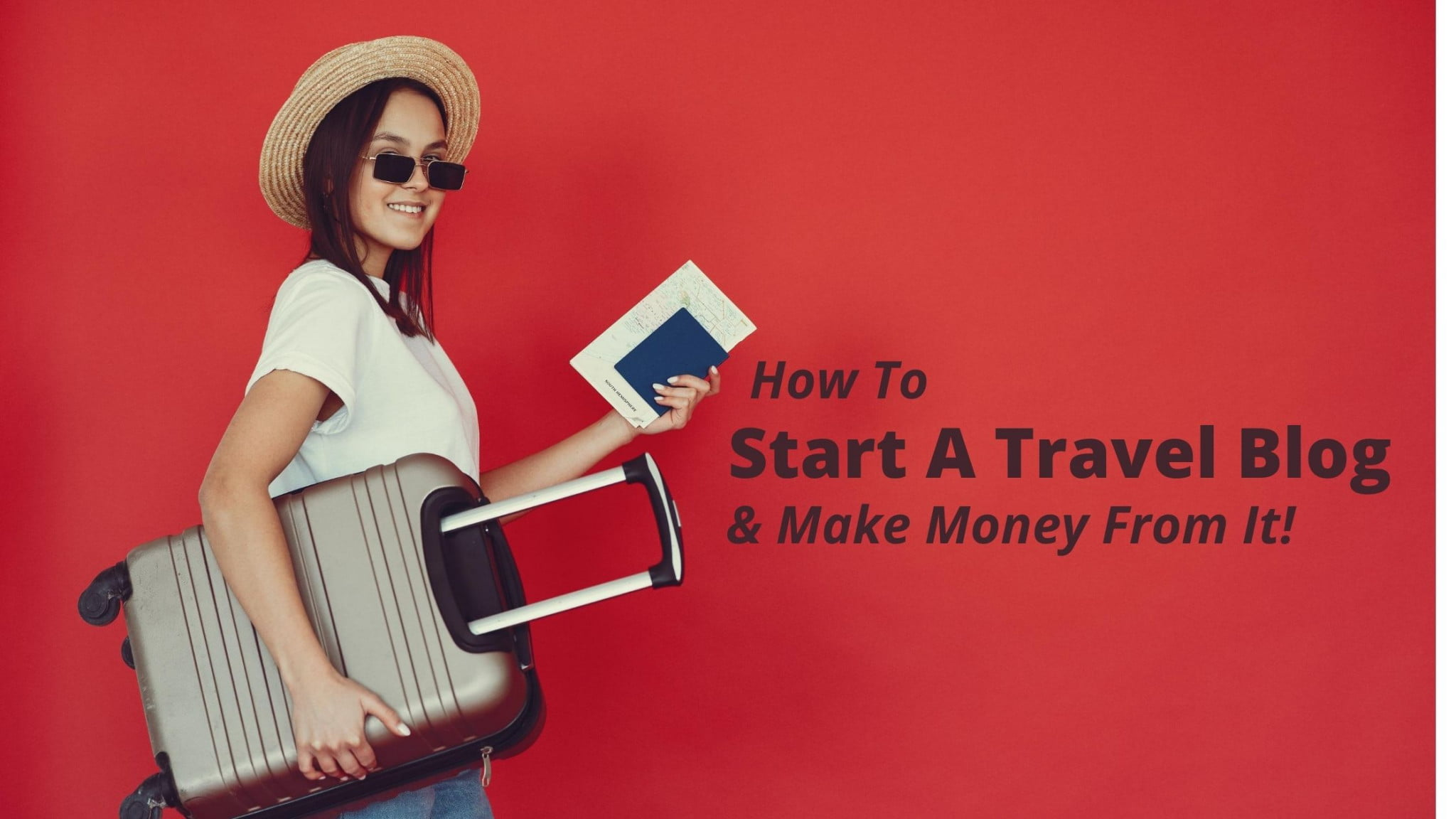 How To Start A Travel Blog From Scratch
