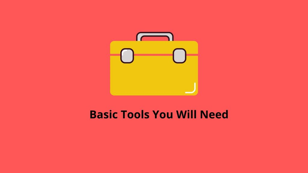 Basic tools you will need to start a blog