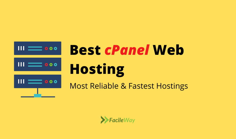 Best cPanel Web Hosting