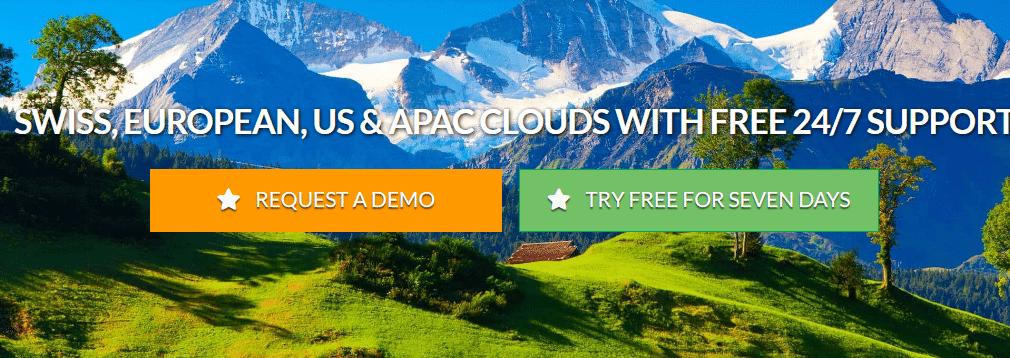 CloudSigma hosting Plan