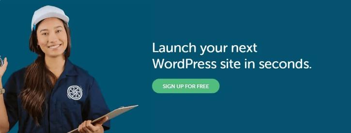 FlyWheel Web hosting free trial