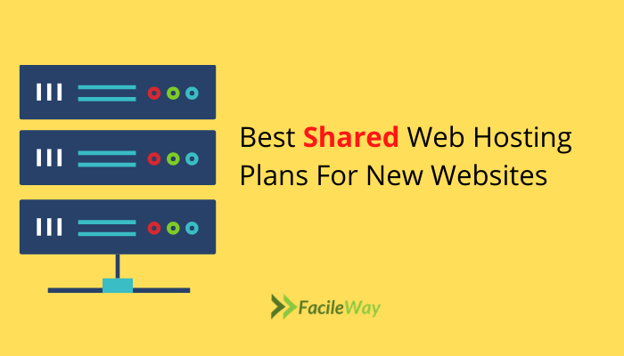 Best shared web hosting plans