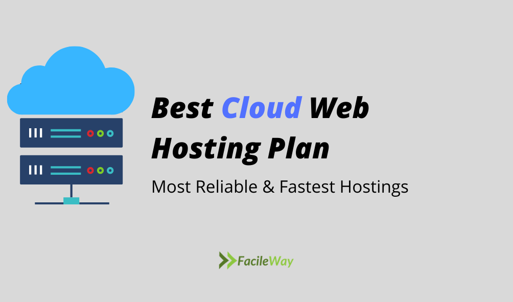 best cloud web hosting plan