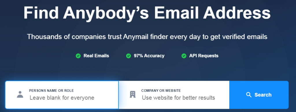 Best email finder tools