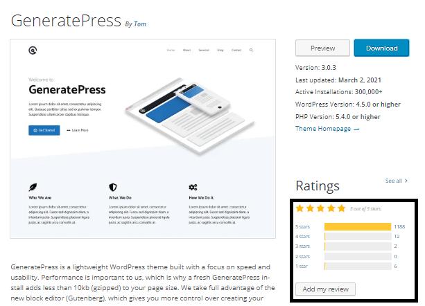 choose a perfect WordPress Theme