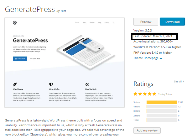 Choose a perfect WordPress theme for your website