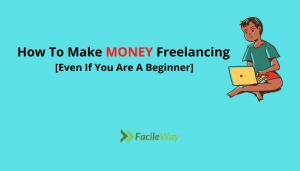 How to make money freelancing