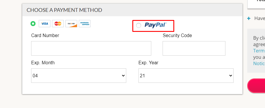 iPage web hosting that accepts PayPal
