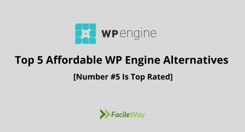Affordable WP Engine Alternatives