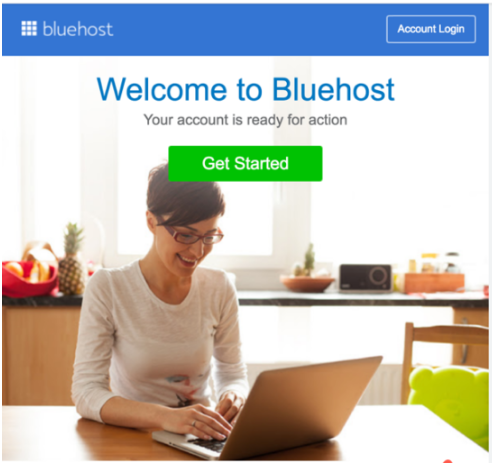 Login to Bluehost cPanel