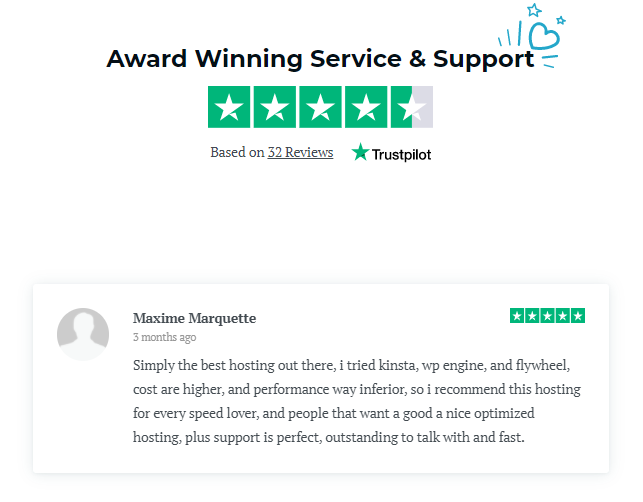 Rocket customers review