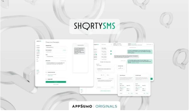 ShortySMS Best Lead Generation Tools on AppSumo