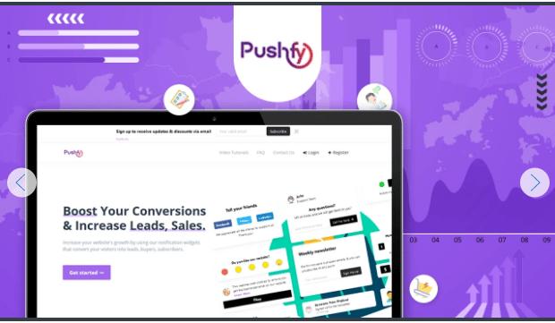 Pushfy Lead Generation tool