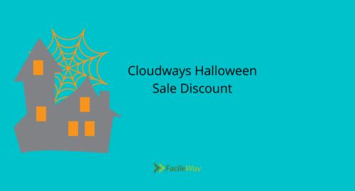 Cloudways Halloween Sale Discount