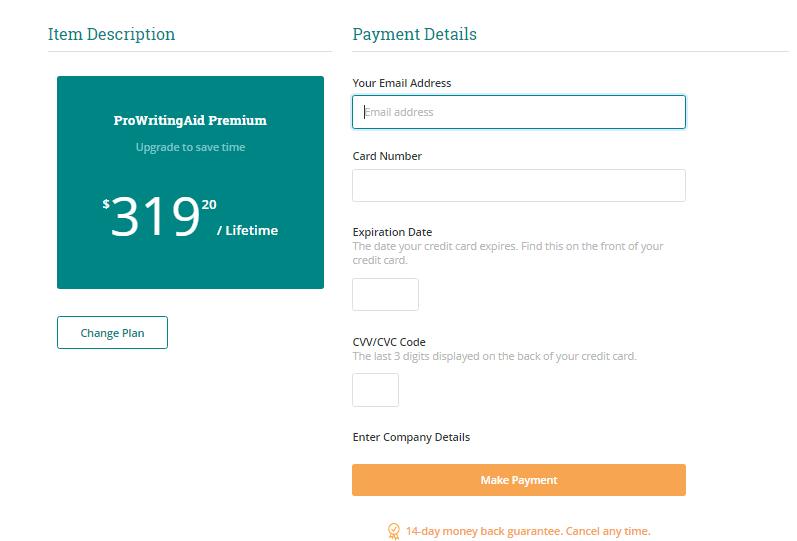 ProWritingAid Coupon Code